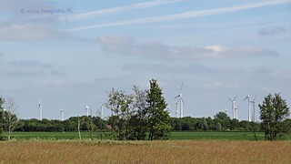 Windfarm Rütenmoor, Haren, Germany - 1571