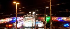 fluo torino (balenafranca) Tags: night torino lights neon italia colours piemonte luci colori mercato sera fluo mygearandme