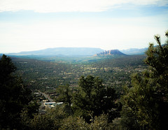 Distant Sky (Chains of Pace) Tags: arizona landscape sony sedona western