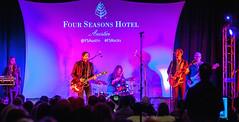 Spanish Gold (Amanda SG) Tags: charity music austin hotel texas live livemusic fourseasons sxsw showcase spanishgold kutx sxsw2014 setonshivers