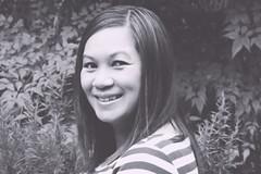 looking back ... (mohini :: mangopowergirl.com) Tags: portrait bw rip visa visavakone