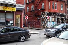 Taek x Herst (Voluntary Amputation) Tags: urban boston ma graffiti bikes bostonist