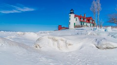 Point Betsie Lighthouse (Mi Bob) Tags: unitedstates michigan sleepingbeardunes frankfort pointbetsie