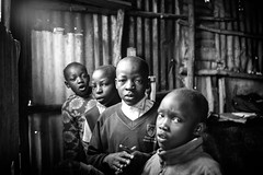 Gods Mercy School Kibera (danielmaissan_photography) Tags: africa leica travel school monochrome education kenya nairobi religion documentary summicron monochrom kibera reportage leicammountlenses danielmaissan bleachwhite transcontinenta