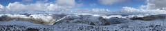 From Scafell Pike 23rd March 2014 (bonzoWiltsUK) Tags: snow lakedistrict scafell pike