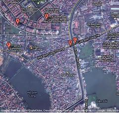Mua bán nhà  Hoàng Mai, D8 Lô 12 khu ĐTM Định Công, Chính chủ, Giá 14.5 Tỷ, Cô Hoa, ĐT 0987815954