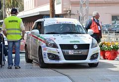 56° Rallye Sanremo (086) (Pier Romano) Tags: auto race san liguria rally swift suzuki 56 rallye sanremo remo corsa motori gara 2014