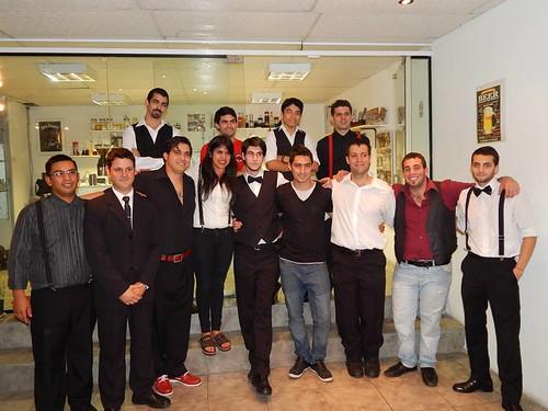 1º Torneo Cocteleria Clasica