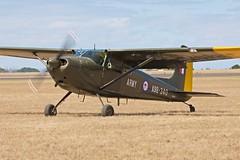 Cessna 180 (joolsgriff) Tags: army australia airshow cessna cessna180 pointcook vhtva a98340