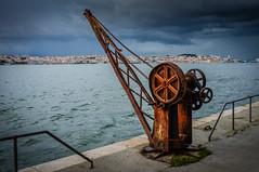 Old Crane 1 (Paulo N. Silva) Tags: