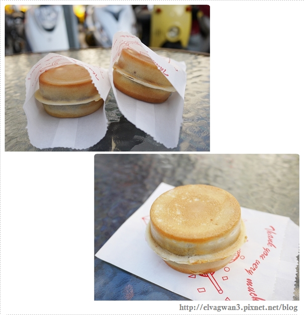 台南-南方公園-美食廣場-脆皮紅豆餅-創意多口味-8-1