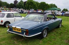 1976 Daimler Double-Six Coupe (5.3 litre V12) (Graham Woodward) Tags: daimler xj daimlerdoublesix daimlerv12 ragleyhallwarwickshire daimleruk daimlergb