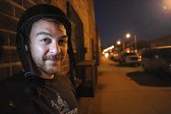 the world tonight (joespix) Tags: bmx pittsburgh streetlights helmet bikes handheld biker rider f28 eastliberty sodiumvapor awb pittsburghpa cellphonelight hamiltonave iso4000 quantaray24mmf28 120thsec thewheelmill wwwthewheelmillcom