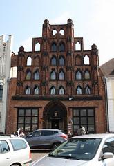 """Gasthaus  """"Alter Schwede"""" (julia_HalleFotoFan) Tags: germany balticsea wismar ostsee marktplatz mecklenburgvorpommern alterschwede hansestadtwismar"""