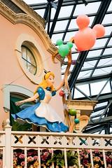 Tokyo Disney Resort (TDR) 30th Anniversary / Tokyo Disneyland (TDL) (haphopper) Tags: color 30 logo design costume colorful anniversary balloon decoration disney event entertainment animation  30th tokyodisneyland aliceinwonderland tdl 2014 disneycharacters tdr tokyodisneyresort     worldbazaar    servicescape tdr30thanniversary