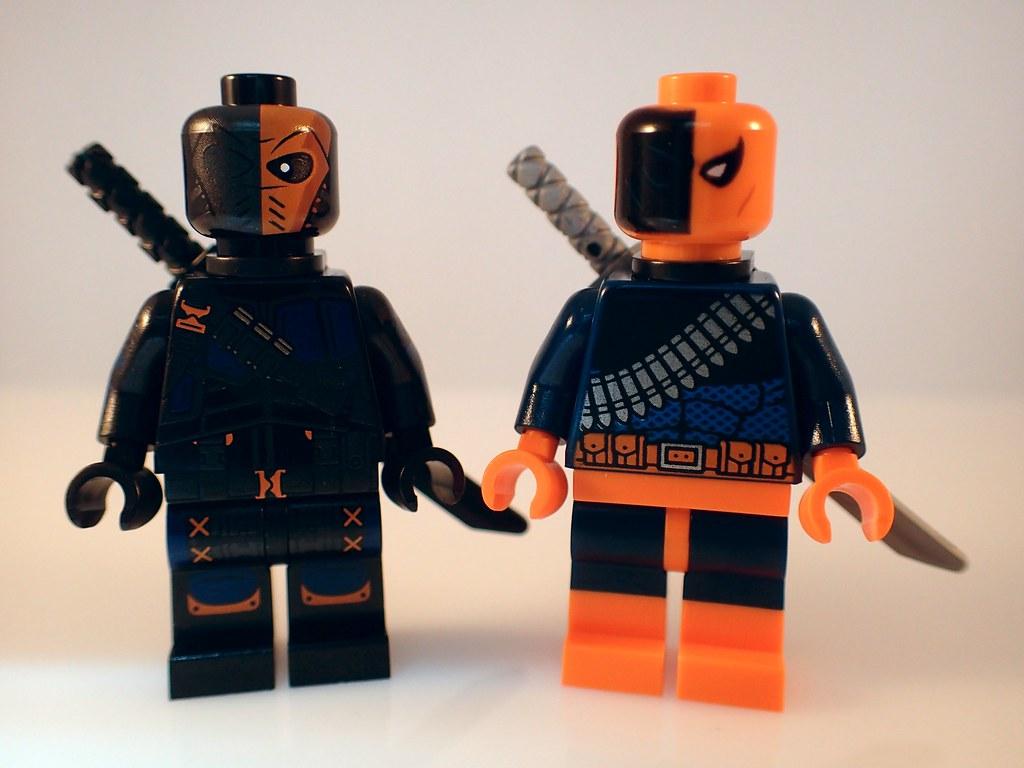 deathstroke lego-#35