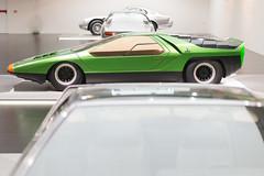 Alfa Romeo Museum Arese Milano1968 Carabo Bertone Gandini DSC_7681 (kaba222) Tags: design alfa romeo oldtimer museo alfaromeo gandini pininfarina storico bertone youngtimer cardesign arese studiostilealfaromeo alfaromeomuseo
