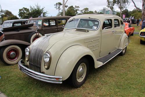 1934 Chrysler Imperial Airflow 4 door Sedan
