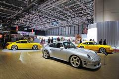 RUF. (Florian Joly Photography) Tags: supercars carporn carspotting flickercars luxury hot florian joly photography amazing summer run family ctr ctr2 yellowbird geneva 2017 show
