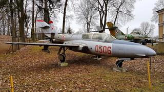 PZL TS-11bis-B Iskra c/n 1H-0506 Polish Air Force serial 0506