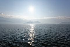 Skadar 03 (mpetr1960) Tags: skadar sunlight sky montenegro landscape lake boat nikon d810