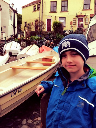 Alfie & Fishing Boats
