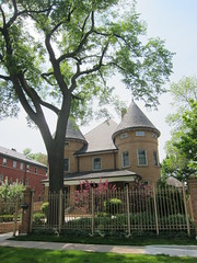 more Edward C. Potter House, Kenwood (sassnasty) Tags: chicago walking tour neighborhood hood kenwood hoods