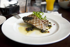 Grilled Tuna (DigiPub) Tags: explore tuna