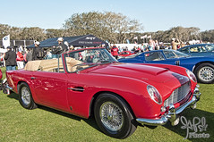 1964 Aston Martin DB5 at Amelia Island 2013 (gswetsky) Tags: sports island king european martin antique british amelia concours hussein aston db5 delegance
