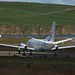 Kirkwall Airport - parkposition