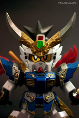 Liu Bei (sumosam87) Tags: toy photography model battle brave warriors kit gundam gunpla sangokuden