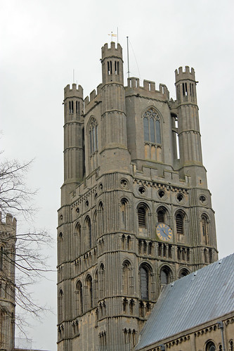 Ely Cathedral West Tower