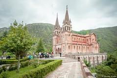 Basílica de Covadonga (LRCAN) Tags: españa nikon basilica catedral asturias santuario covadonga lorcan cangasdeonís d90 2013 principadodeasturias lorcanpictures