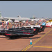Civvi Row at RIAT 2013