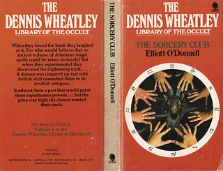 Elliot O'Donnell - The Sorcery Club (Dennis Wheatley Library of the Occult)