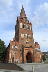 2013-08-09 Church in Eberswalde (beranekp) Tags: old history church germany deutschland alt kirche kostel eberswalde