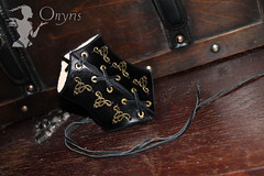 Corset minife (Onyris) Tags: leather doll sd corset bjd cuir