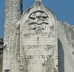 K Smith stone