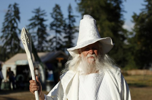 Gandalf the White, From FlickrPhotos