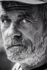 Street's faces (Giulio Magnifico) Tags: portrait look hat beard eyes citylife streetphotography streetportrait streetlife soul gaze udine nikond800e nikkormicro105mmafsvrf28