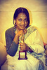 Fotor0625140754 (AuroKalki) Tags: celebrity beautiful actor popular activist transsexual hijra socialwork narthaki transgenderrights thirunangai kalkisubramaniam dinamalaraward