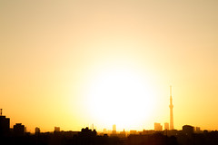 Morning Sun (msagood1984) Tags: morning sun rooftop japan canon 6d