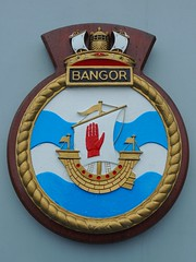 HMS Bangor - Ship's Badge (corax71) Tags: red plaque clyde boat mod marine war mine ship hand force military ministry navy bangor royal vessel class maritime badge hunter fleet shipping naval defence nato forces warship armedforces firth minesweeper sandown armed hms sweeper ayrshire largs royalnavy redhand ministryofdefence firthofclyde minecountermeasures sandownclass minehunter armedforce ayrshirecoast ukarmedforces hmsbangor ukmilitary ukforces hmsbangorm109 minecountermeasuresvessel sandownclassminehunter sandownclassminesweeper bangorm109