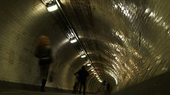 Greenwich foot tunnel - voetgangerstunnel (Harry -[ The Travel ]- Marmot) Tags: city uk greatbritain travel england urban travelling london foot greenwich tunnel stedelijk traveling stad engeland voetgangerstunnel grootbrittannië harrymarmot olympusomdem5 lumixgvario1235f28 ©allrightsreservedcontactmebyflickrmail