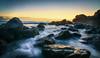 Amonst the rocks -Miami Beach (dazza17 - DJ) Tags: storm water sunrise dawn rocks surf waves hdr noby cardrive portfoloexported