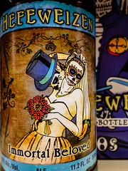 Los Muertos Brewing - Dia De Los Muertos Immortal Beloved Hefeweizen Pnjamo (Guanajuato) Mexico (mbell1975) Tags: beer mexicana brewing de mexico virginia los unitedstates dia mexican muertos guanajuato bier fairfax immortal beloved hefeweizen cervecera bierre pnjamo