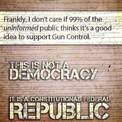 It's a constitutional federal republic.