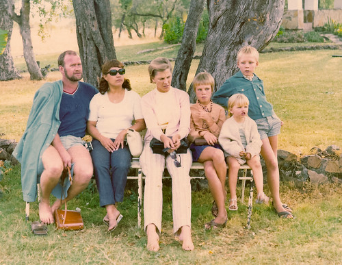 Wonder what this is about - in Rhodesia somewhere (1971)