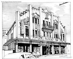 Porto Alegre Cinema Castelo Azenha