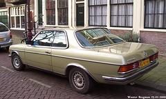 Mercedes W123 280CE 1983 (XBXG) Tags: auto old classic netherlands car amsterdam vintage germany deutschland mercedes benz automobile nederland voiture german mercedesbenz 1983 paysbas coupe coupé ce deutsch ancienne 280 w123 280ce allemande mercedesw123 rgnj66
